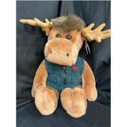 Plush Moose