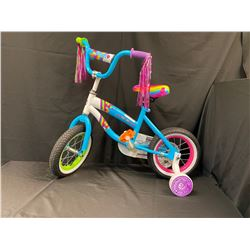 "27"" Bicycle c/w Training Wheels"