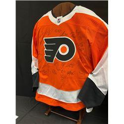 SIGNED 2020 Philadephia Flyers Jersey