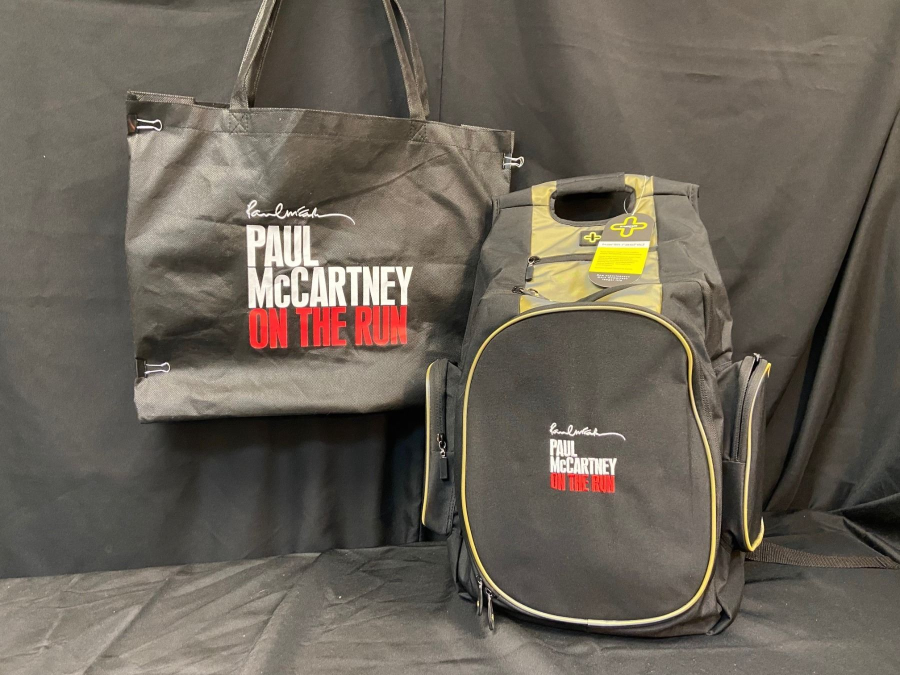 Paul McCartney  On The Run  Tour Kit