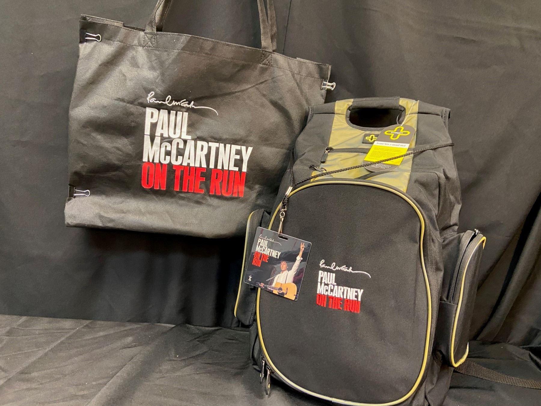 Paul McCartney On the Run Tour VIP Kit