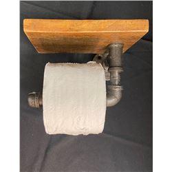 Toilet Paper Holder/Shelf