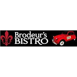 Brodeur's Bistro $50 Gift Card
