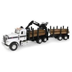 Peterbilt Model 367 Toy Logging Truck