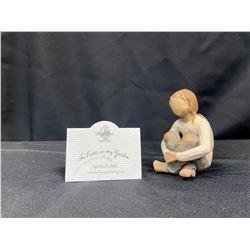 Willow Tree Ornament - Spirited Child