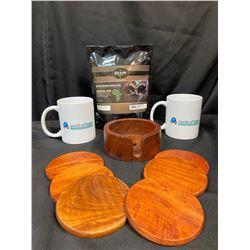 Seeds of Hope Coffee/Mugs/Coasters