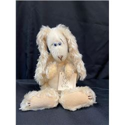 Handcrafted Collector Bunny