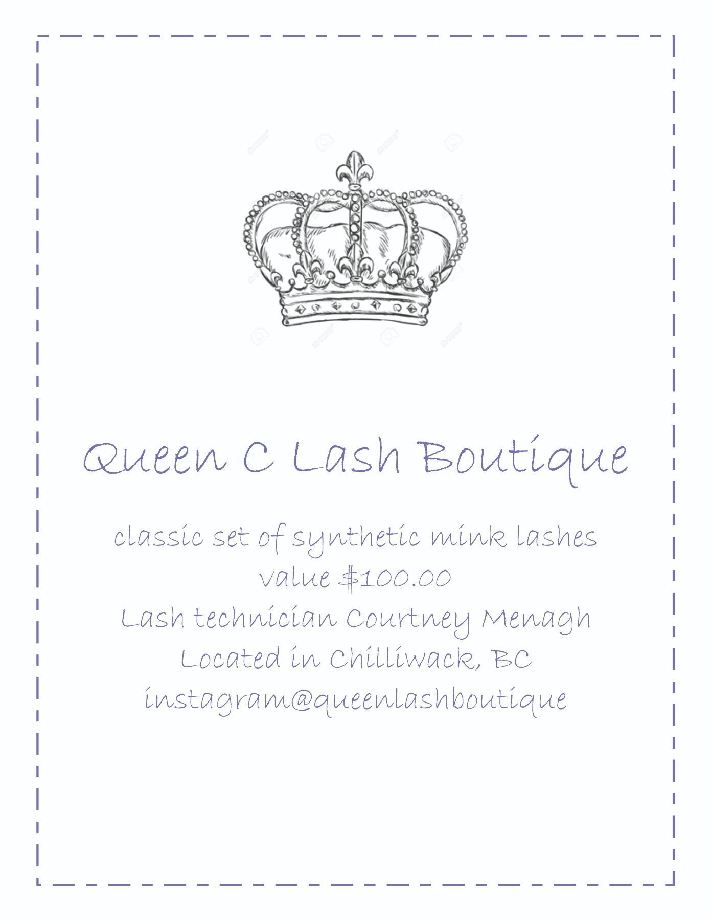 Synthetic Mink Lashes