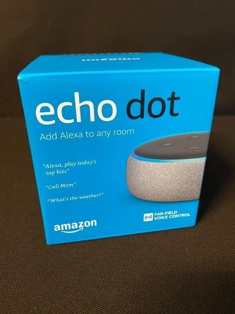 Echo Dot  - Bellingham
