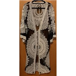 Beach Cover Up   Value:  $20.00