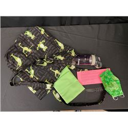 Gym Tote Bag c/w facemask, towel and water bottle