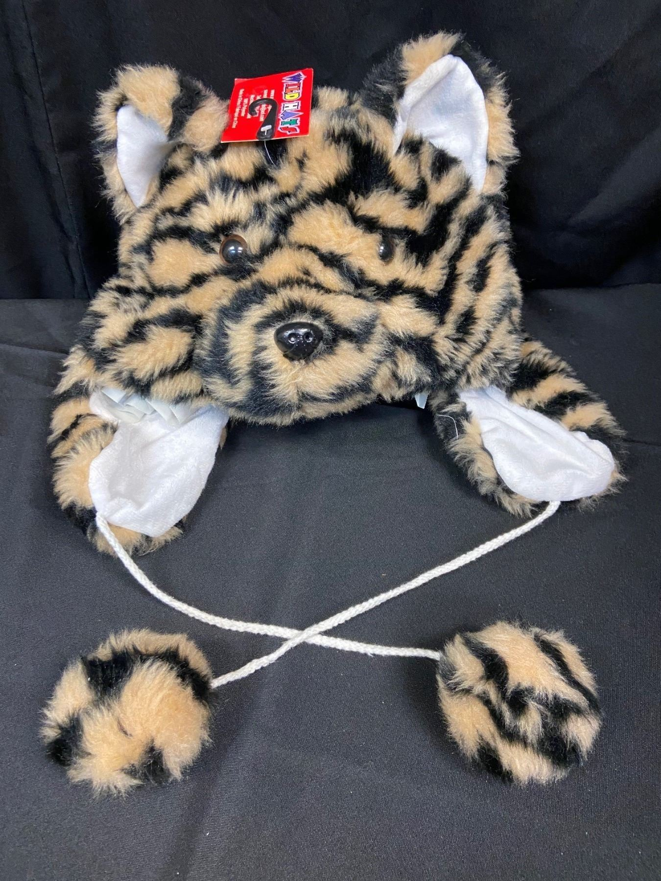 Push Tiger Hat