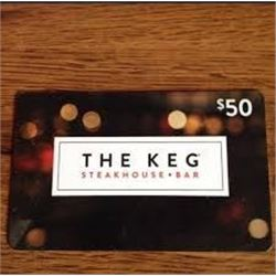 Keg Gift Card