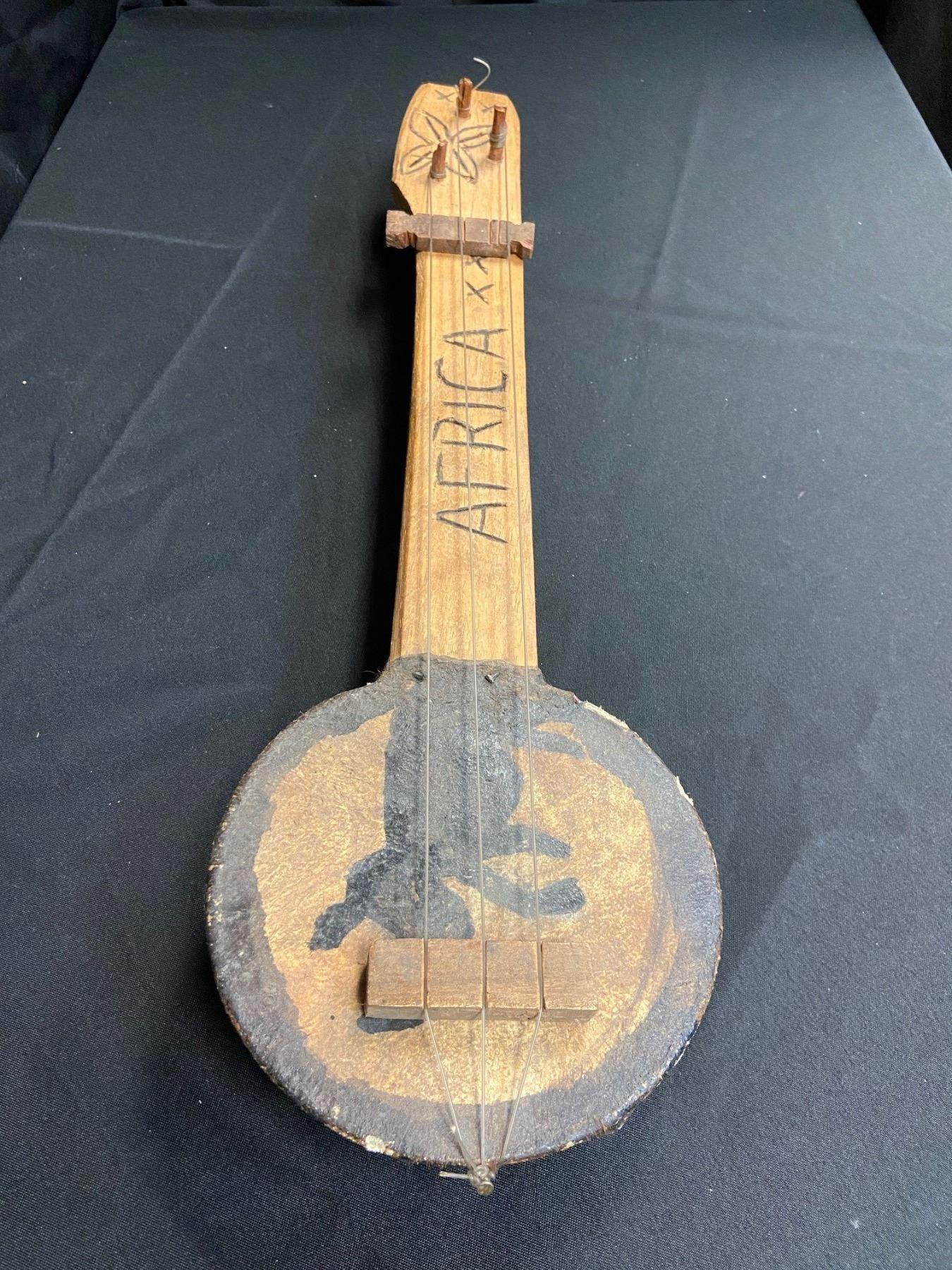 Zambian Guitar