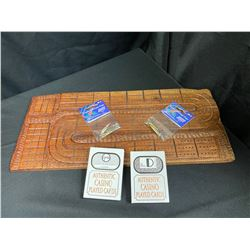 Handcrafted Crib Board From Africa