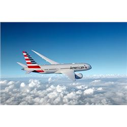 AMERICAN AIRLINES 350,000 AADVANTAGE MILES