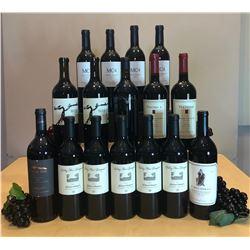 16 Bottles Great Drinking New World Reds