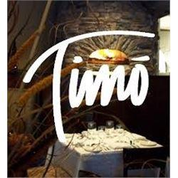 Timo Restaurant & Bar