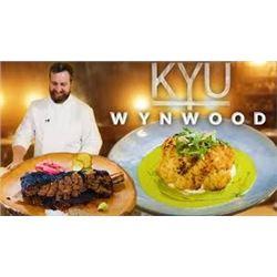 KYU Miami Restaurant