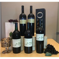 5 Magnums of Liparita Howell Mountain Cabernet