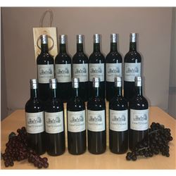 12 Bottles 2009 Cantemerle in OWC