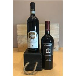 2 Bottles of Italian Wine