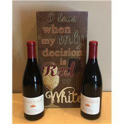 2 Bottles Martinelli Pinot Noir Russian River Valley