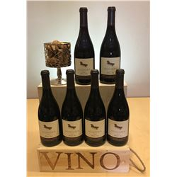 6 Bottles 2008 Sojourn Rodgers Creek Vineyard Pinot Noir