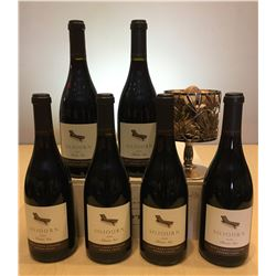 6 Bottles 2008 Sojourn Gap's Crown Vineyard Pinot Noir