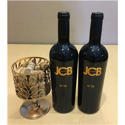 2 Bottles 2016  JCB No. 10 Napa Cabernet
