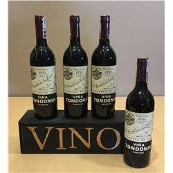 4 Bottles Vina Tondonia  Reserva