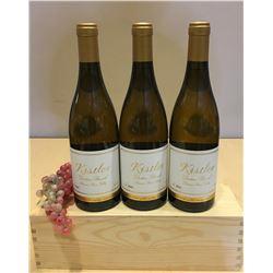 3 Bottles Kistler Dutton Ranch Chardonnay Russian River Valley