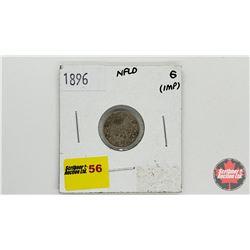 Newfoundland Five Cent 1896