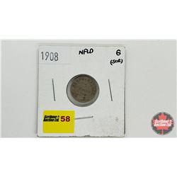 Newfoundland Five Cent 1908