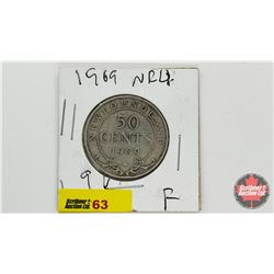 Newfoundland Fifty Cent 1909