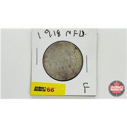 Newfoundland Fifty Cent 1918C