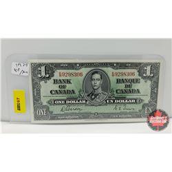 Bank of Canada $1 Bill Gordon/Towers EM9298306