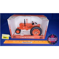 Case DC3 Tractor (Scale: 1/16)