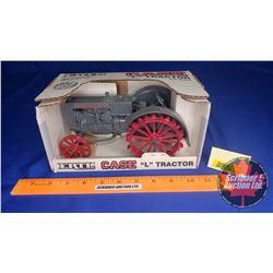 "CASE ""L"" Tractor (Scale: 1/16)"
