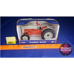 Ford 640 Tractor (Scale: 1/16)
