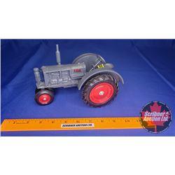 "Minneapolis Moline Tractor (Scale: 1/16) ""Prairie Gold Rush Baraboo, Wisc Aug. 16, 1986"""
