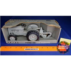 """Ford 9N """"50th Anniversary"""" w/2 Bottom Plow (Scale: 1/16)"""