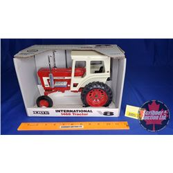 International 1468 Tractor Model 1993 First in a Series of 4 (Scale: 1/16)
