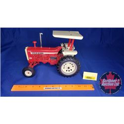 Farmall 1206 Turbo Diesel Centennial Edition(Scale: 1/16) - Dented Canopy & Left Fender Scratched