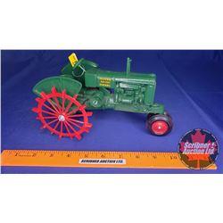 Oliver 80 Diesel Row Crop - Joseph L Ertl Collector Series #2  (Scale: 1/16)
