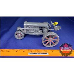 """Rumely DoAll Tractor (Embossed: """"Central Hawk"""" & """"Waukee Iowa"""")  (Scale: 1/16)"""
