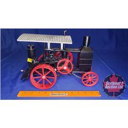 HART PARR Steam Engine Charles City IOWA U.S.A.  (Scale: 1/16) Tag: 1989