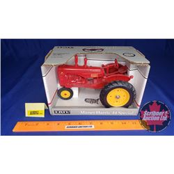 Massey-Harris 44 Special - Vintage Agricultural Tractors  (Scale: 1/16)