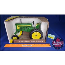 """John Deere 1957 Model """"720 Hi-Crop""""  Two Cylinder Club Special Edition 1990  (Scale: 1/16)"""