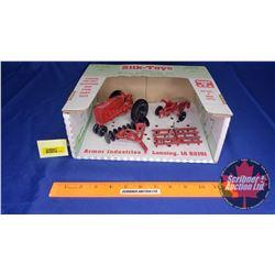 Slik-Toys 4 Piece Set (Red)
